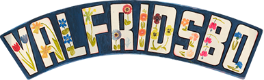 Valfridsbo logotyp